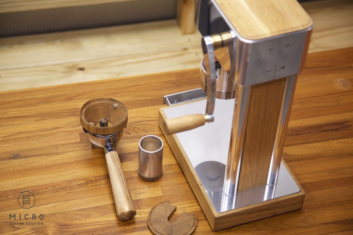 Micro Coffee Station